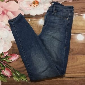 Good American good legs high rise jeans
